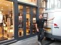 Ombouwen etalages, 130 winkels van Steps